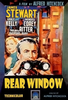Rear Window 1954 Movie
